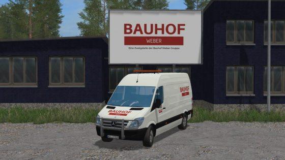 Bauhof Weber Sprinter