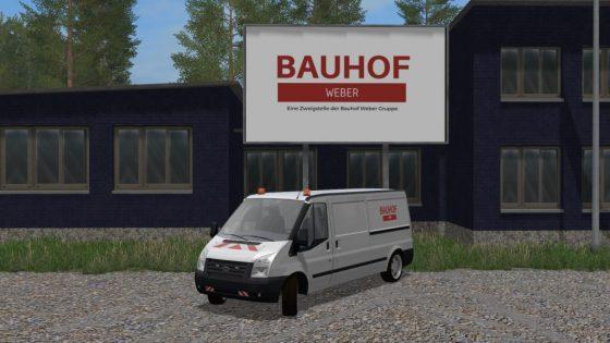 Bauhof Weber Van