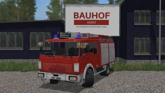 Einsatzfahrzeuge – Bauhof Weber
