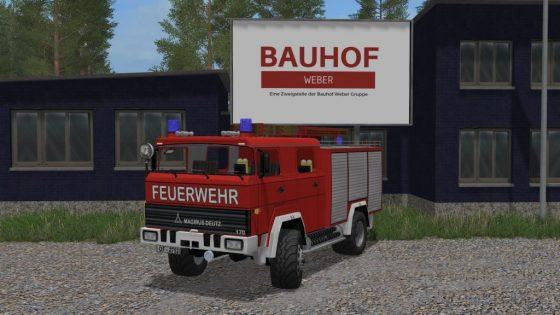 Feuerwehr - LF16