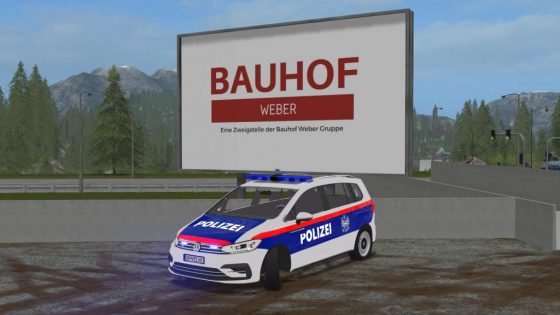VW - Touran (Austria Edition)