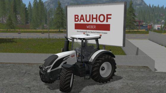 Bauhof Weber - Traktor