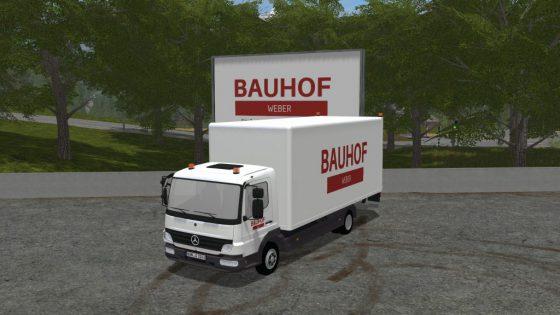Bauhof Weber Atego