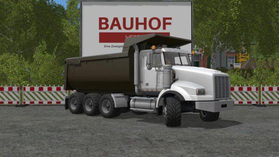 Twinstar Tri Axle Dump Truck
