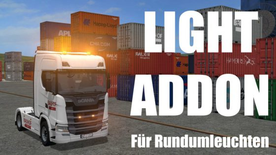 *PFLICHTMOD* - Light Addon - Für Rundumleuchten!