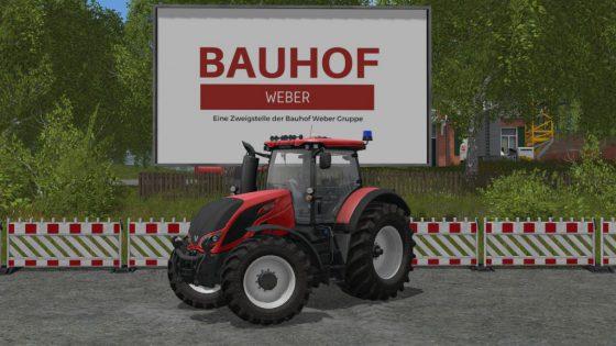 *NEU* Feuerwehr Königsberg - Traktor